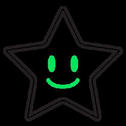 Icon stea